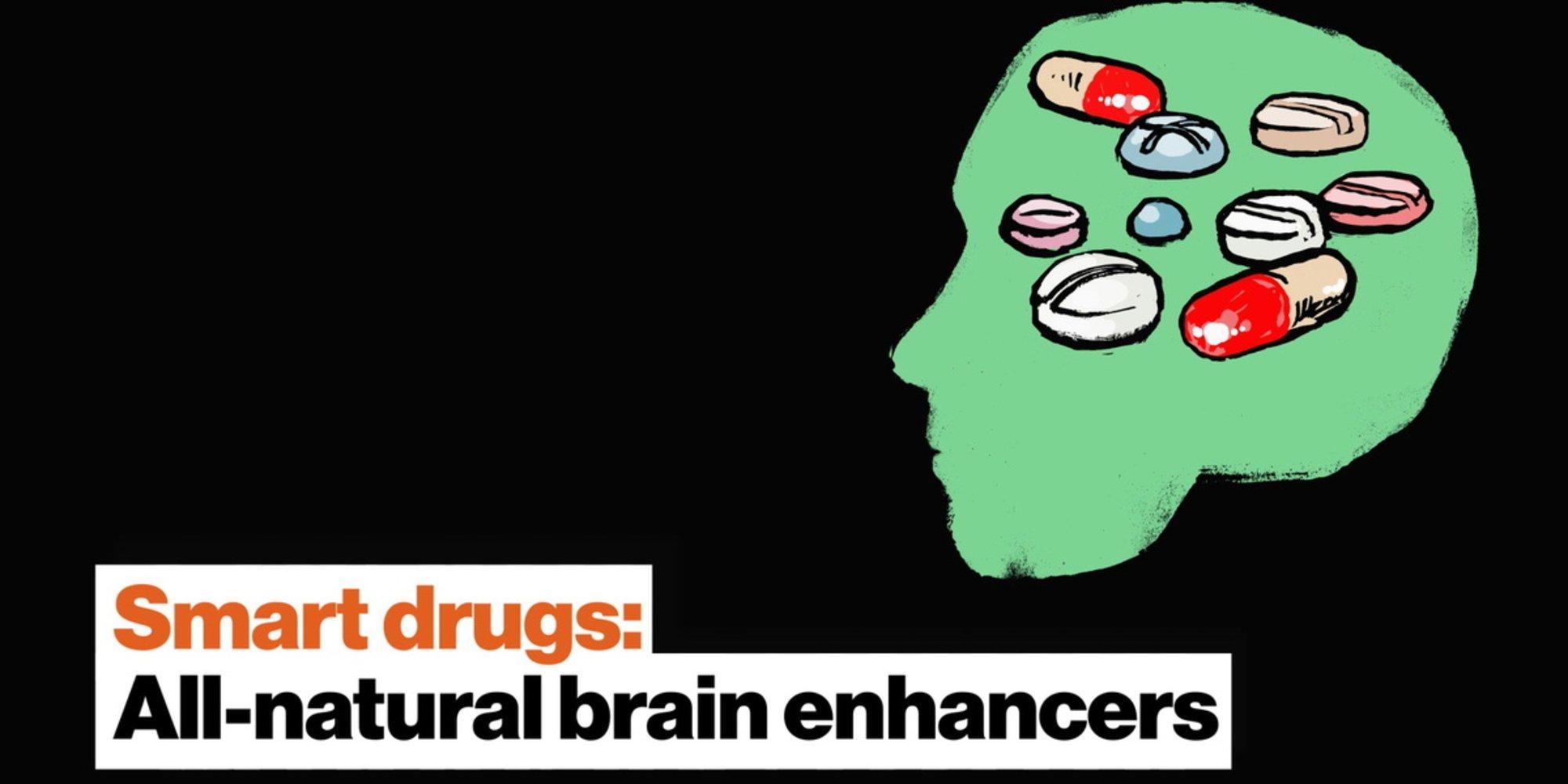 Inteligentne leki: naturalne wzmacniacze mózgu wykonane przez naturę