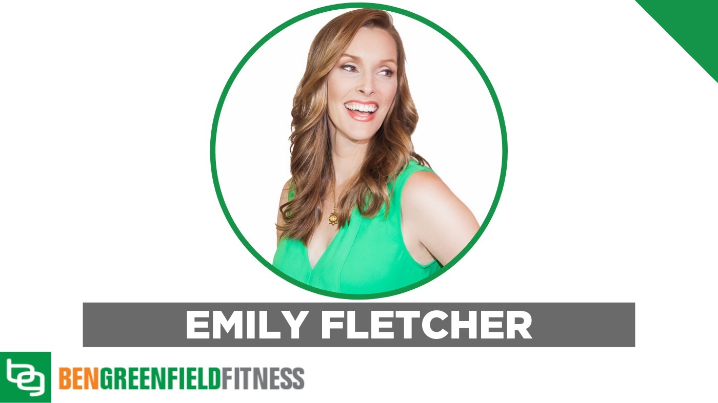 Nowy styl medytacji, który pomaga mniej stresować i osiągać więcej – podcast Emily Fletcher.