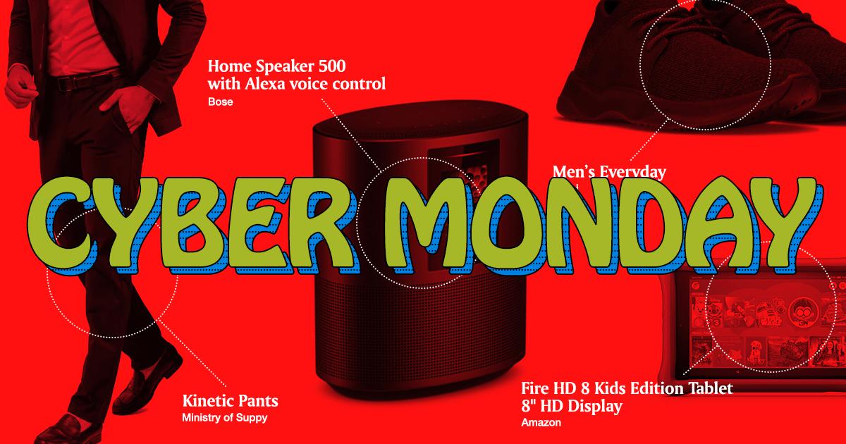 Cybernetyczny poniedziałek 2019 jest już blisko, a oto ulubione oferty futuryzmu
