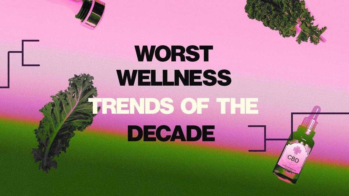 Jaki był najgorszy trend wellness 2010 roku?