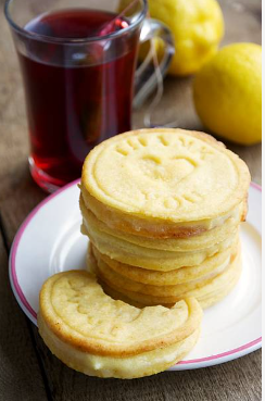 keto vanilla cookies