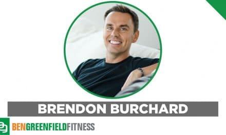 Zwyczaje zdrowotne, rytuały, rutyny, biohacki, żywność, suplementy, treningi i tajemnice sukcesu zmieniającego świat Brendon Burchard.